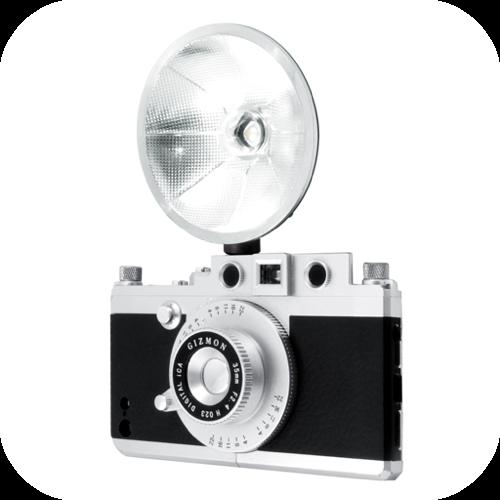 GIZMON iCAに最適なカメラアプリ「iCA Cam」がリリースされた!